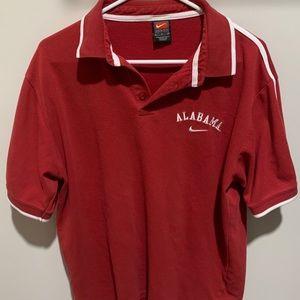 Men's Alabama Nike Polo - Large